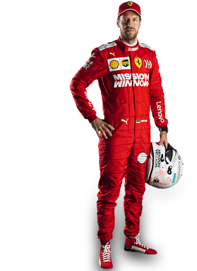 Sebastian Vettel 2019