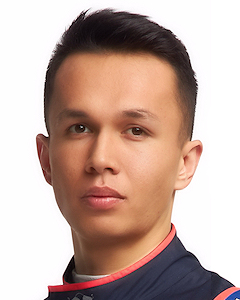Alexander Albon
