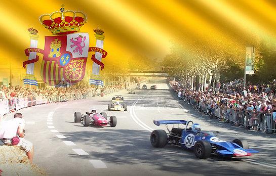 Barcelona - Classic F1