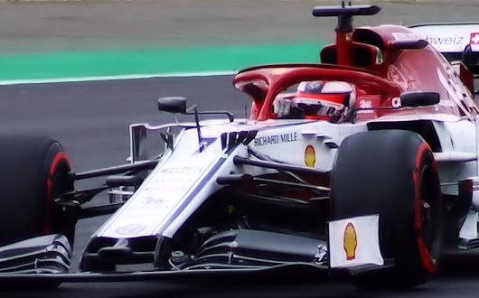 Kimi Raikkonen  - Alfa Romeo