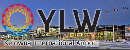 Kelowna International Airport (YLW) - News Releases & Media Clips